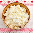 Rural cottage cheese. — Stock Photo #35037179