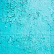 Stock Photo: Blue paint background grungy cracked and chipping