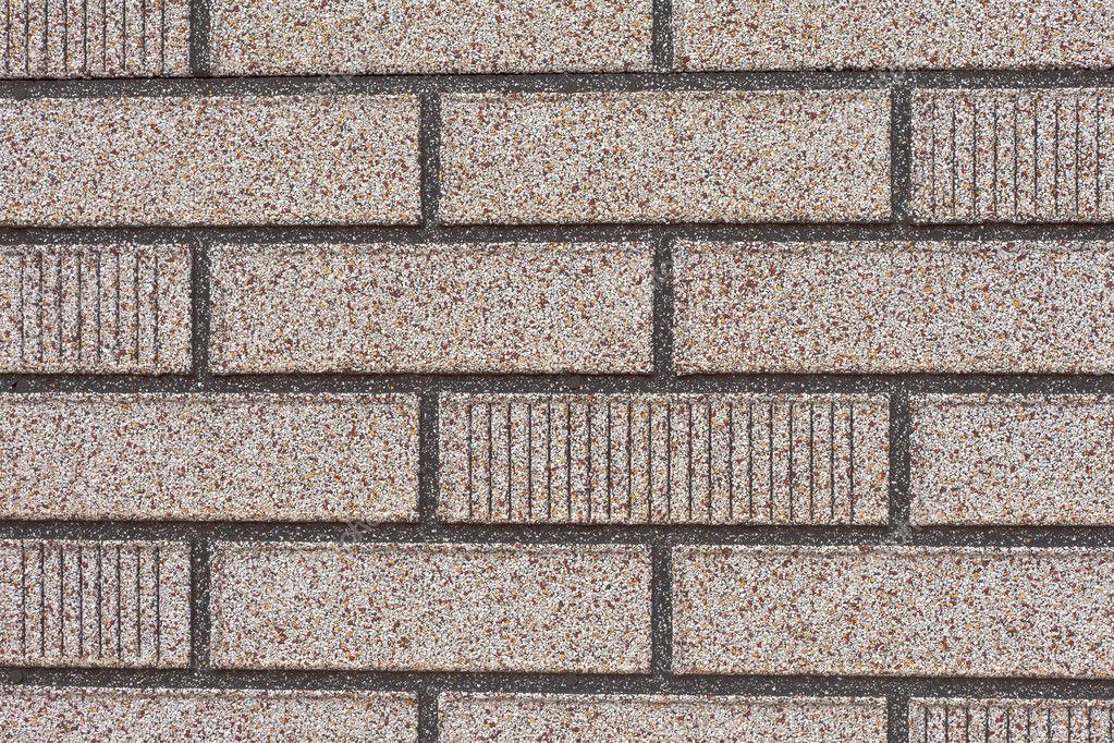 Fake Grey Brick Wall Siding Stock Photo Pilens 6762978