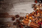 Christmas backround — Stock Photo