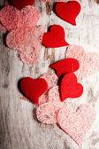 Valentine's day background — Φωτογραφία Αρχείου