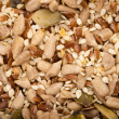 Seeds background — Stock Photo