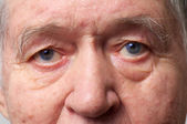 Viejo ojos — Foto de Stock