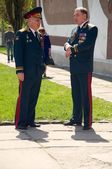 Veterani della seconda guerra mondiale — Foto Stock