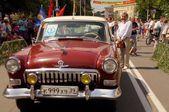 Soviet retro car Volga GAZ 21 — Stock Photo