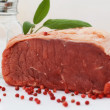 Raw Beef — Stock Photo #13346294