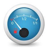 Icon depicting indicator — Stock Photo