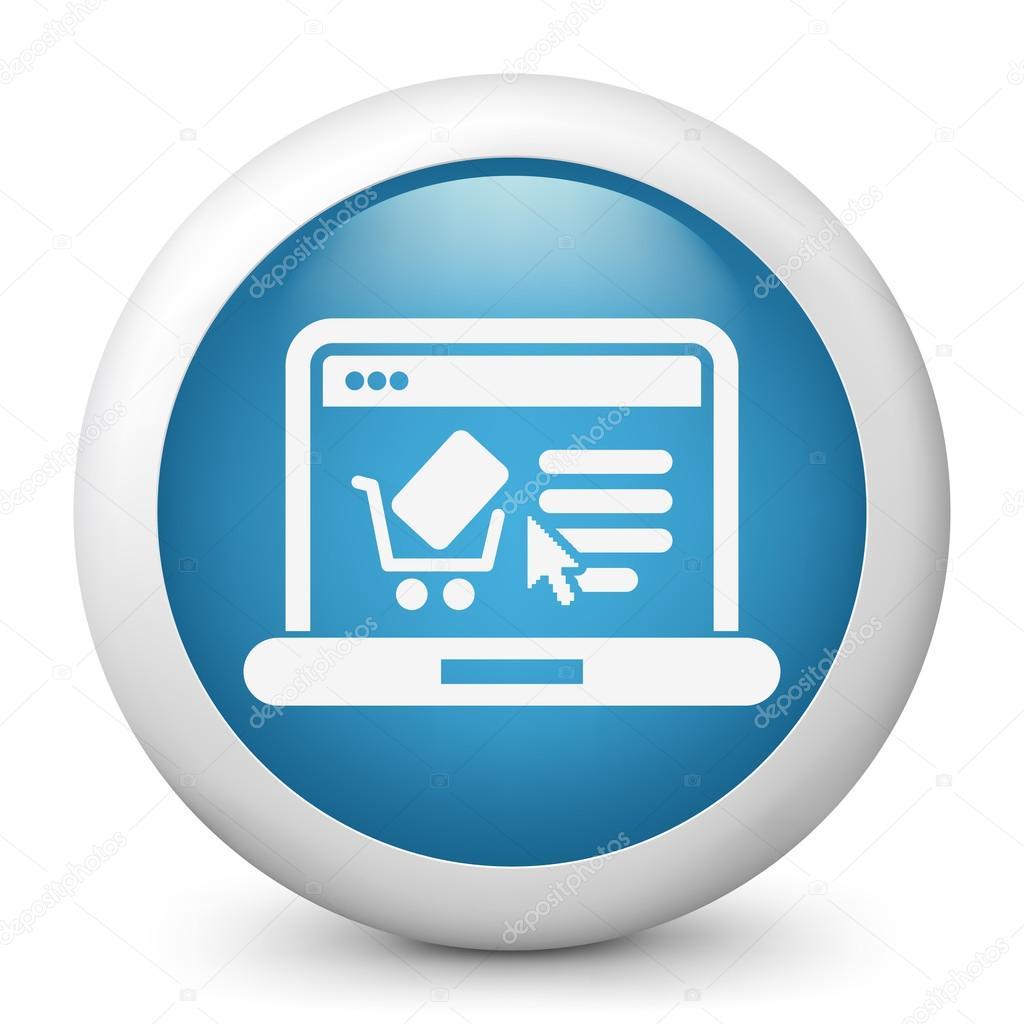 Ic ne de site web de commerce lectronique image for Site web de houseoftheweek