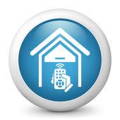 Warehouse remote control — Stock Vector