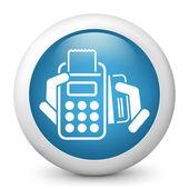 Payment card icon — Stockvektor