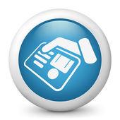 Identity card document — Stock Vector