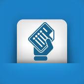 Document concept — Stock Vector
