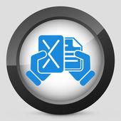 Mail concept — Vector de stock
