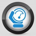Speed control icon — Stock Vector #40207587