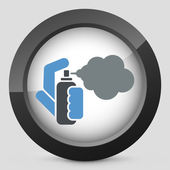 Spray icon — Stock Vector