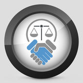 Legal agreement — Stockvector