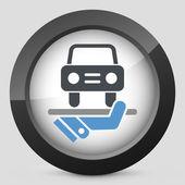 Car services — Stock Vector
