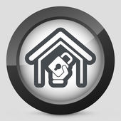 House protection — Stock Vector