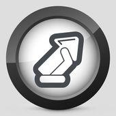 Arrow sign icon — Stock Vector