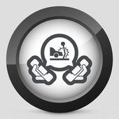 Roadside assistance — Stock Vector