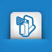 Spray icon — Stock Vector