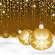 Christmas Background — Stock Photo #12010846