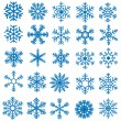 Snowflakes — Stock Vector #14564495