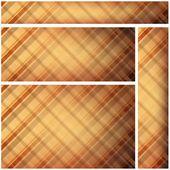 Checkered Texture — Stock Vector