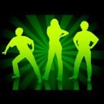 Dance Party — Stock Vector #3123571