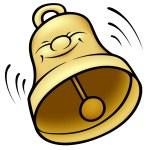 Handbell — Stock Vector #41013015