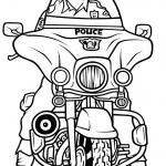 Road Police — Stock Vector