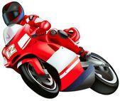 Motorcycle — Wektor stockowy