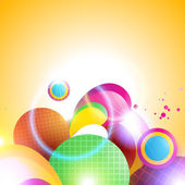 Abstract beautiful background — Vector de stock