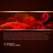 Stylish template — Stock Vector
