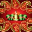 Diwali background - Stock Vector