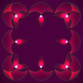 Vector diwali background — Stock Vector