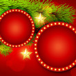 Royalty-Free Stock  : Beautiful christmas background