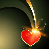 Valentine day background — Stockvektor