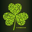 St patrick's day illustration - Stock vektor