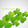 St patrick's day background — Stock Vector