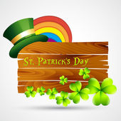 Vector st patrick's day design — Stock Vector