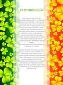 Saint Patrick's Day vector illustration — Stockvector