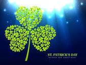 Saint patrick's day — Vettoriale Stock