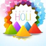 Holi festival — Stock Vector #21297193
