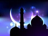 Festiwal tło ramadan — Wektor stockowy