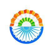 Indian concept design — Stock Vector