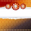 rakhi vector background — Stock Vector