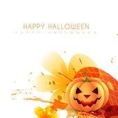 Scary halloween design — Stock Vector