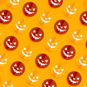Halloween pattern design — Stock Vector