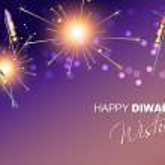 Diwali festival fireworks — Stock Vector #33953581